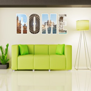 ROME WALL STICKER