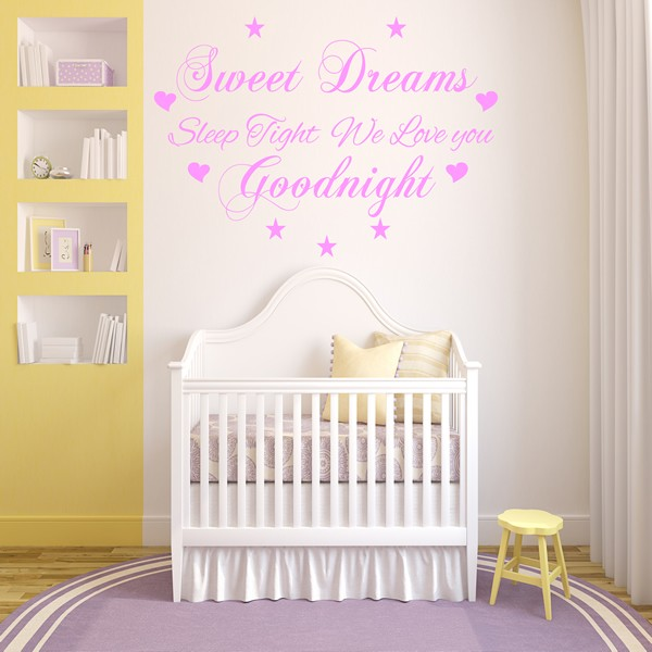 SWEET DREAMS WALL STICKER · SWEET DREAMS WALL STICKER ... Part 66